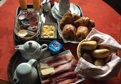 Super petit déjeuner montagnard ! !