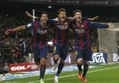 Fc barca VS Atletico Madrid