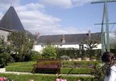 Cheverny, les jardins du château