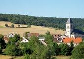 Puzzle mon village