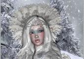 elfe des neiges