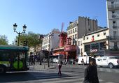 Paris / Le Moulin Rouge