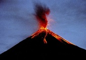 Puzzle volcan