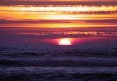 Puzzle coucher de soleil