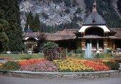 Kursaal à Interlaken