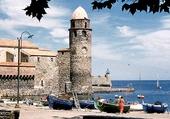 Eglise fortifiée de Collioure