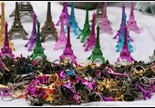 Puzzle Souvenirs de Paris.