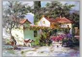 Maison en Crimée