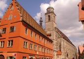 Dinkelsbuehl Allemagne