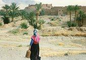 Retour de la fontaine - Maroc