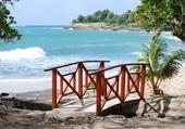 Plage de Ste Luce Martinique
