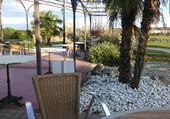 Terrace du golf