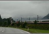 Le train Autrichien