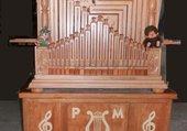 Mon orgue de barbarie