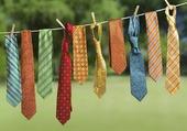 exposition de cravates