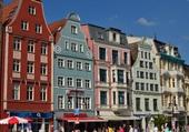Rostock, nord de l'Allemagne