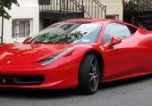 Ferrari italienne