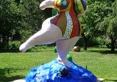 Puzzle Statue de Nikki de Saint Phalle
