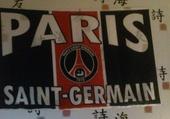 drapeaux psg