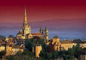 La cathédrale St Lazare AUTUN