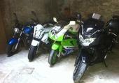 mes motos