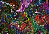 Puzzle ayahuaska