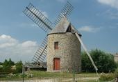 Puzzle Moulin de la Saline à 35120 CHERRUEIX