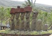 MOAIS - ILE DE PAQUES