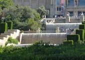 parc monjuïcà Barcelone