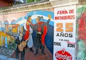 Affiche de la Feria de Mataderos
