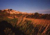 Murs Vaucluse en hiver