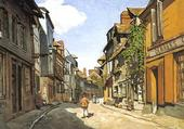Rue de la Bayolle Honfleur