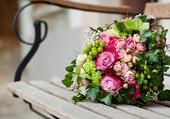 Un bouquet oublié
