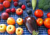 fruits et legumes divers