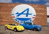 Puzzle Alpine Renault 8 Sport