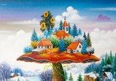 Puzzle champignon