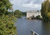 La Mayenne à changé les laval