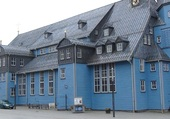 Puzzle église en bois dans le Harz