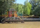 sur les rives du Rio de la Plata