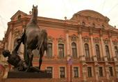 belle façade à St-Petersburg