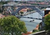 Le pont à Porto