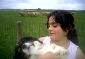 Pauline et Reiki à la ferme