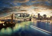 Puzzle ville de new york