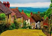 Joli village anglais