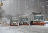 Puzzle new york   sous la neige