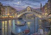Puzzle Le grand canal de Venise