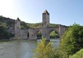 Le Pont à Cahors