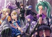 Vocaloid en pleine bataille