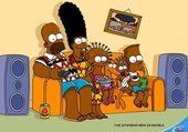 simpsons africains