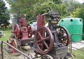 Puzzle Vieux moteurs fixes d'antan